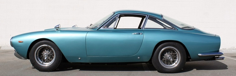 1964 250 Lusso - Full View