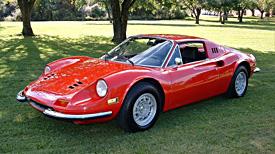 Ferrari dino value