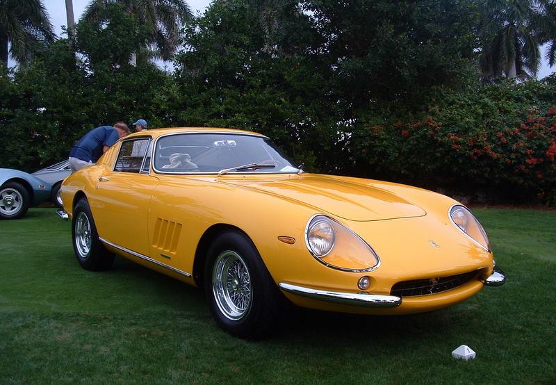 Platinum Motor Cars >> cavallino classic, ferrari restorations