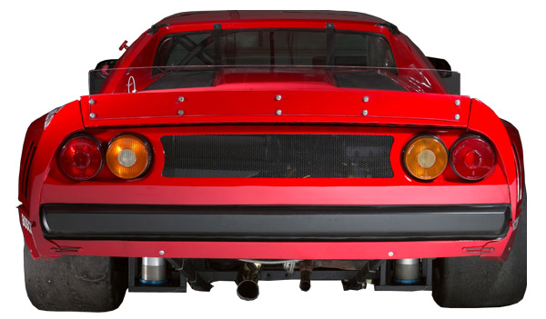 Ferrari 308 And 328 Race Prep Ferrari 308 And 328