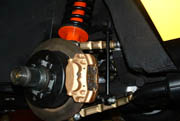 Axle and Suspension