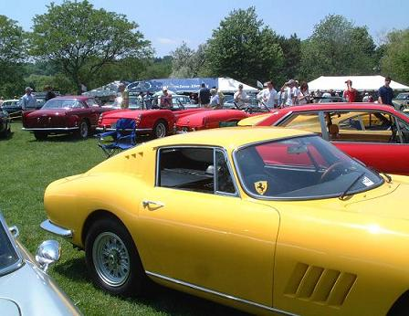 The 2008 Greenwich Concours d'Elegance