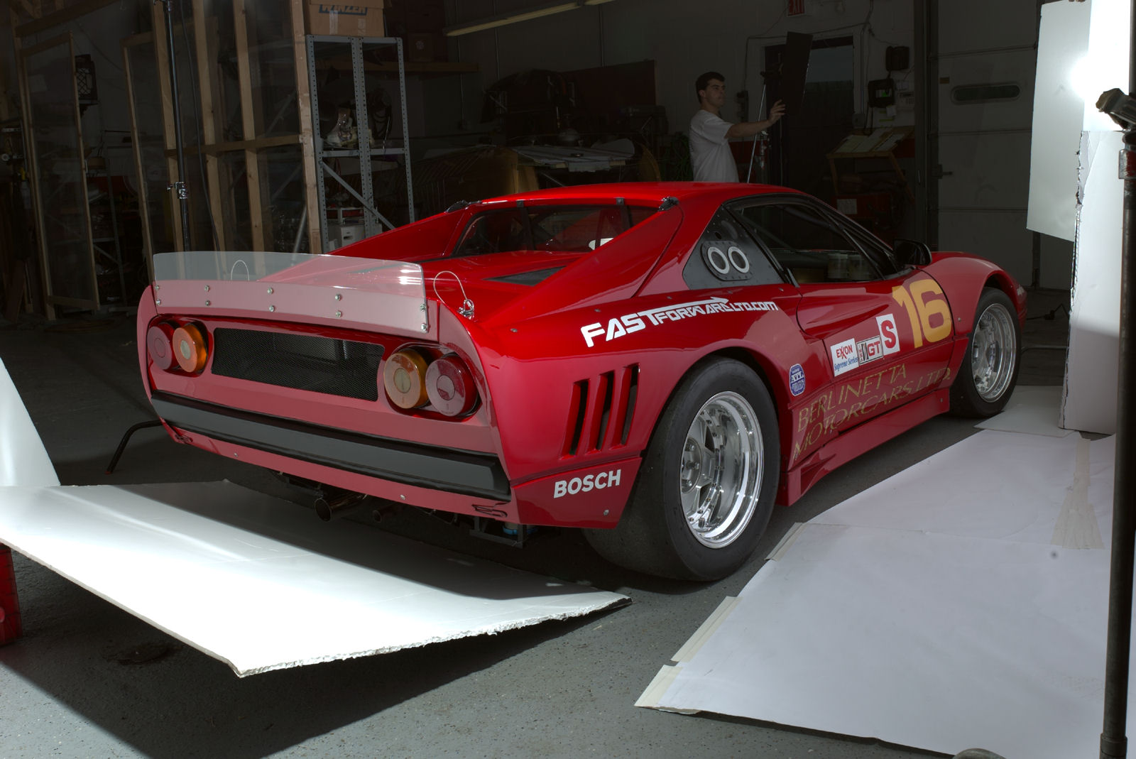ferrari performance parts, ferrari 308 modifications